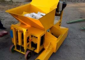 沥青砂拦水带成型机