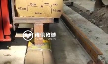 4.5CM厚路肩滑模机-吉林双辽