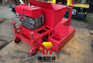 沥青拦水带自动成型机