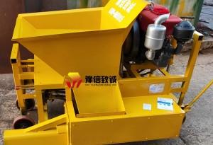 广西南宁混凝土拦水带机
