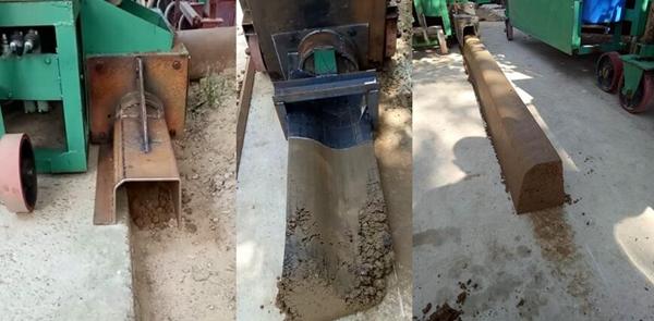 小型拦水带机,混凝土一次现浇拦水带机