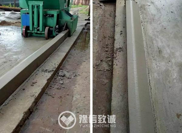 混凝土拦水带机,拦水带滑膜机